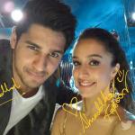 Siddharth and Shraddha Selfie on Jhalak