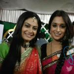 Anandi and Simar - Selfie on Jhalak