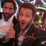 Team Humshakals on Jhalak having rollicking time