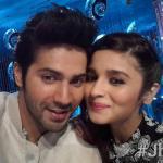 Varun and Alia's Selfie