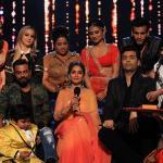 Jhalak Contestants with judges