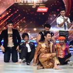 Jhalak boys on dance floor after doing an item number