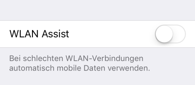 wlan-assist