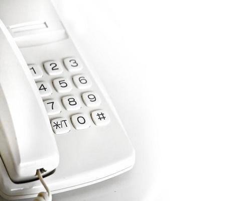 ツーショットダイヤル 固定電話