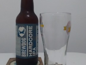 Guerra do Amargor: Brewdog Hardcore IPA