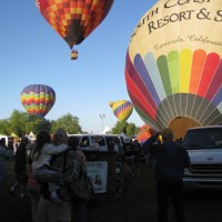 Temecula Valley Balloon and Wine Festival promises a fantastic balloon launch morning Saturday, May 31, 2014