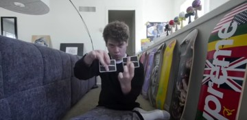 FLOATING CARDS    Cardistry   Zach Mueller   YouTube