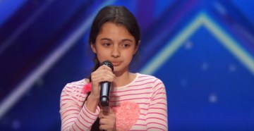 Laura Bretan  13 Year Old Opera Singer Gets the Golden Buzzer   America s Got Talent 2016 Auditions   YouTube