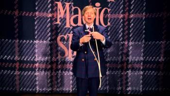 ロープを使ったマジックがネットで話題に!何回切っても元通り「なんで!?」