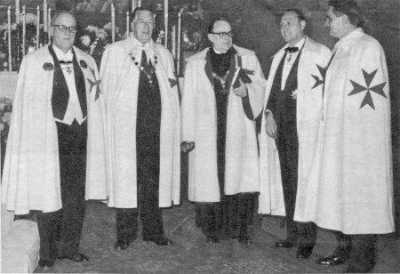 1962 Ordensregierung
