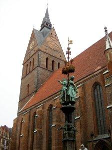 Marktkirche St. Georgii et Jacobi