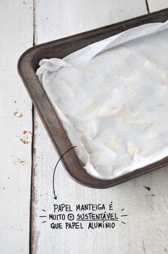 Papel manteiga lettering