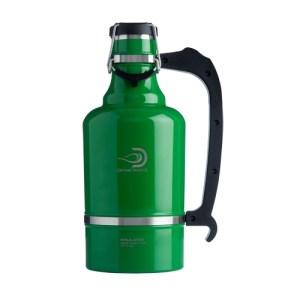 DrinkTanks-Beer-Growler-128-Gloss-Green