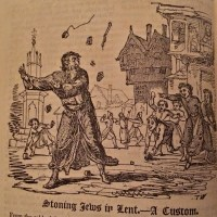 The ill treatment of Jews in medieval Lent