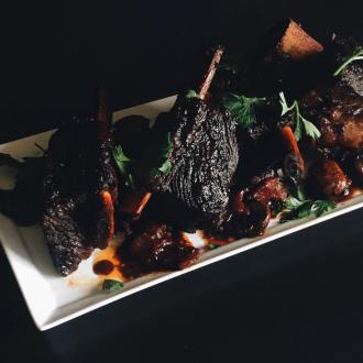 The Primal Gourmet: Braised Beef Short Ribs