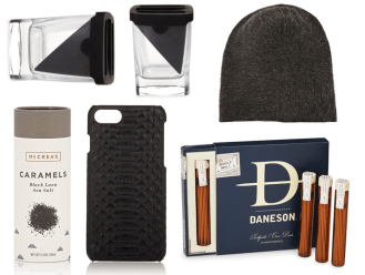 Holiday Gift Guide 2016: Gifts for Him