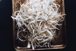 Get the Recipe: Paprika Parsnip Noodles