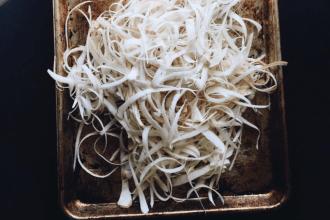 The Primal Gourmet: Paprika Parsnip Noodles