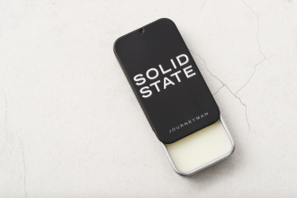 Solid State: A Modern Man's Cologne