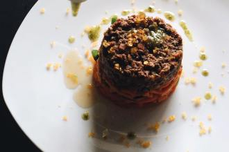 The Primal Gourmet: Yak and Pork Bolognese with Sweet Potato