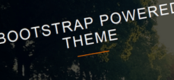 bootstrap tumblr themes feature