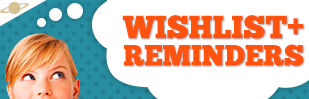 wishlist + reminders shopify app