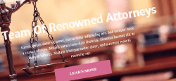 more best attorney lawyer wordpress themes feature