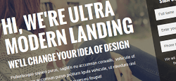 more best landing page wordpress themes feature