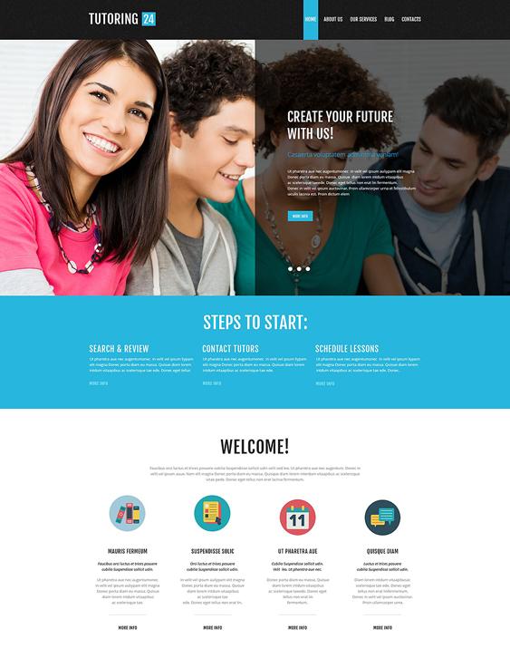 education wordpress themes online