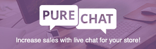 pure chat live chat shopify apps