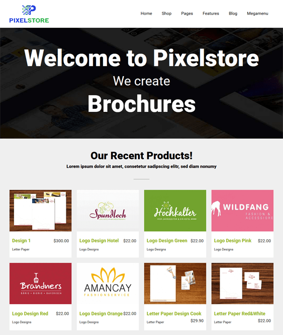 pixelstore easy digital downloads wordpress themes