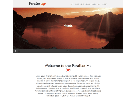 skt parallaxme free parallax wordpress themes