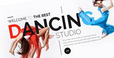 best wordpress themes dance studios schools feature