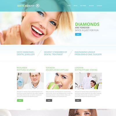 dentist website templates