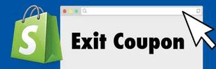 exit coupon exit offers shopify apps