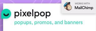 pixelpop exit offers shopify apps