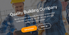 best construction company building contractor wordpress themes feature