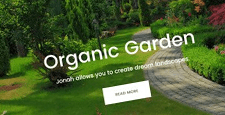 best wordpress themes landscaping companies gardeners feature