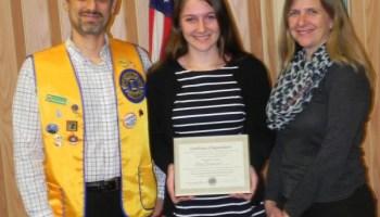 Maine Virtual Academy student wins Native American Essay Contest     Sandwich High School  SHS Junior Anna Smilie wins the SAR Essay Contest