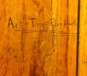 Art Plus Time