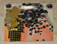 Floppy disk collage 2, Shayna Cohen. Photo Collage, Digital Print, 2014.