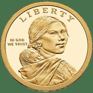 Sacagawea_Obverse