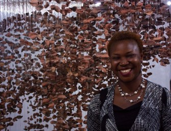 Ngozi Omeje: Connecting Deep at Centre for Contemporary Art Lagos
