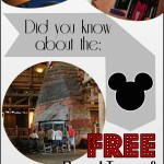 FREE Walt Disney World Resort Tours