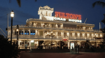 Fulton's Crab House at Disney Springs to Change Name to Paddlefish