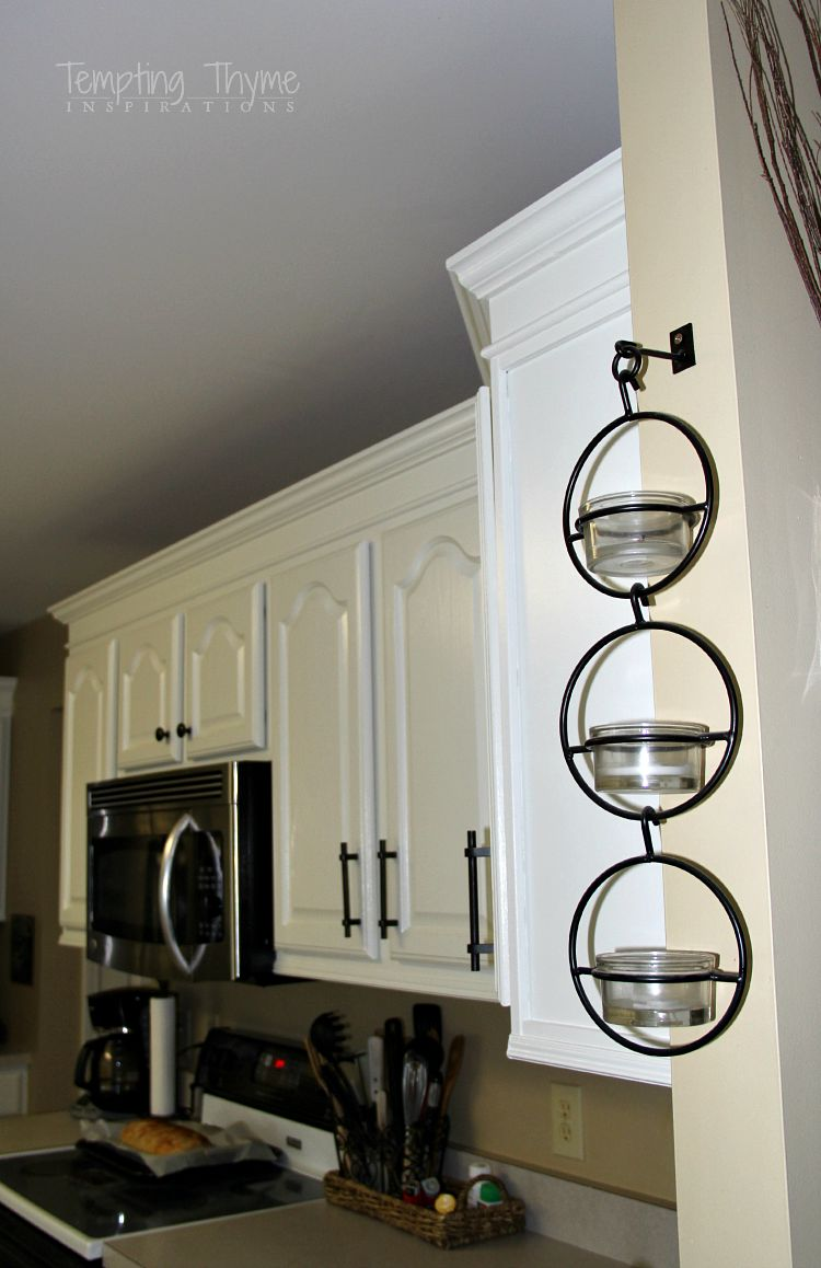 adding height to the kitchen cabinets kitchen cabinet height Painting Oak Cabinets is easier than you think