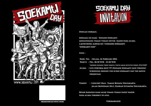 Invitation Soekamti Day