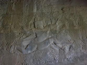 Angkor Wat, L'Oceano di Latte