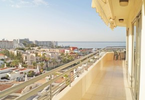 2 Bedroom Apartment on Aparthotel Santa Maria, Torviscas Bajo For Sale  – 375,000€