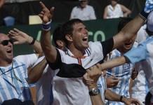 Delbonis garantizó la clasificación de Argentina